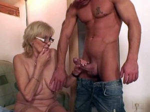 Mother in law anal porn