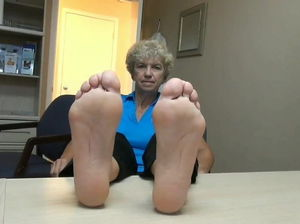 Sexy teacher feet
