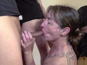 Lucy sky anal