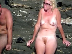 Panama nudist