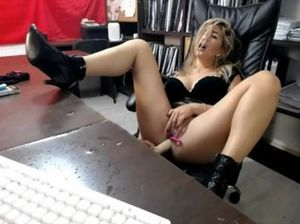 Milf squirt solo