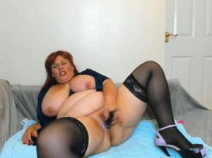 Bbw milf homemade