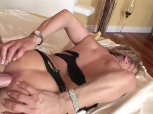 Milf wife blowjob