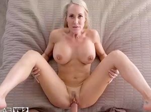 Mom caught son jerking off