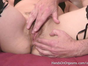 Milf next door excited to be on mompov